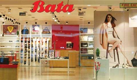Bata launches new concept store!