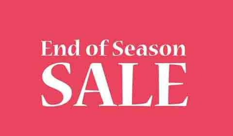 End of Season Sale,sales,retail sector,retail industry,multi-brand retail,