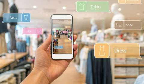 Technological trends in retail
