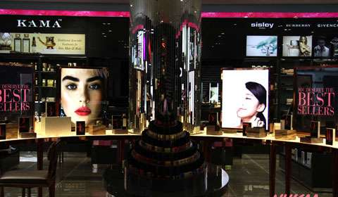 Nykaa Luxe Flagship Store Opens at THE CHANAKYA, NEW DELHI