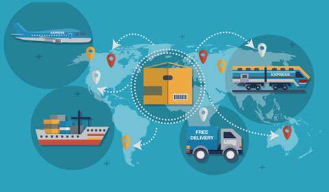 Rising demands in e-retail segment fast-tracking supply chain