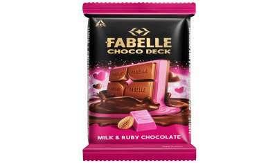 Fabelle Choco Deck Milk & Ruby Chocolate