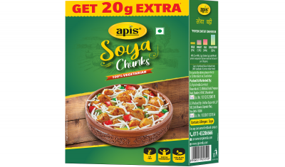 APIS India Expands Its Healthy Food Category with Launch of Soya Chunks