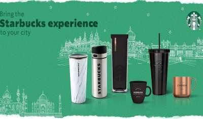 Tata Starbucks launches Merchandise Delivery Service on Flipkart