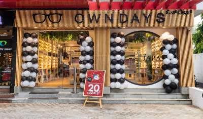 Japanese Eyewear Brand OWNDAYS expands India presence; opens 6th store