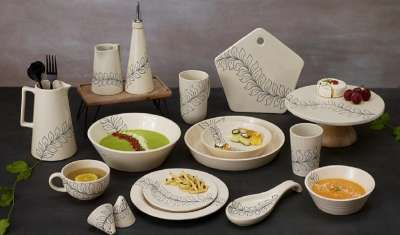 The Growth of Ellementry in Tableware Market in India