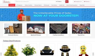 Online Marketplace for Delhi's Sadar Bazaar 'Sadar24.com' Launched