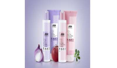 Nykaa Naturals Launches a Hair Care Range