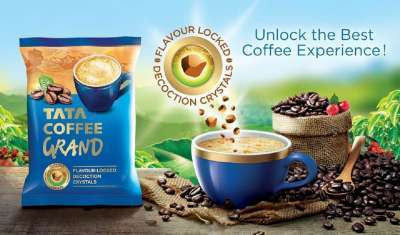 How TATA Coffee Grand is Leveraging Distribution Strength of Tata Consumer Products to Expand Reach?
