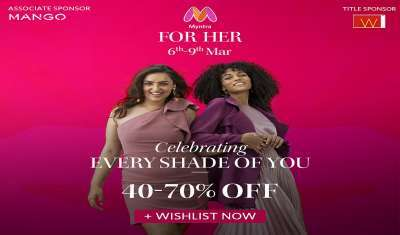 Myntra to Host Biggest Fashion Event for Women, 'Myntra for Her'