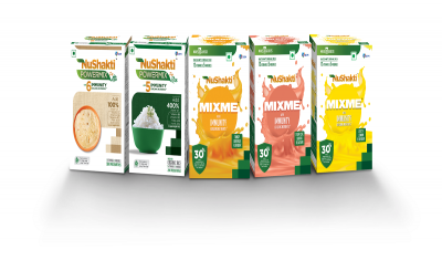 NuShakti Launches Home Food Fortification Products in Kerala