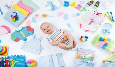 Search for baby essentials grows by 60 percent in February