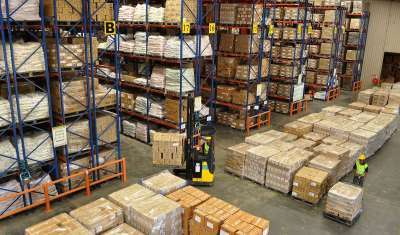 Warehousing demand expected to grow 160 percent in 2021