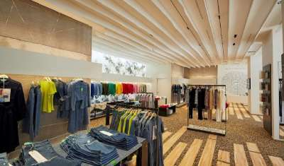 United Colors of Benetton Debuts New Sustainable Store Concept
