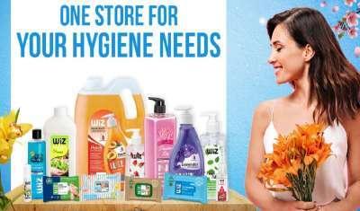 Wiz Expands its Hygiene Product Portfolio