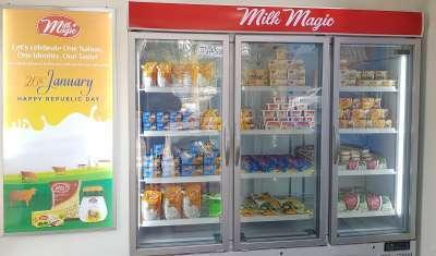 Jayshri Gayatri Foods Expands Milk Magic's Product Portfolio