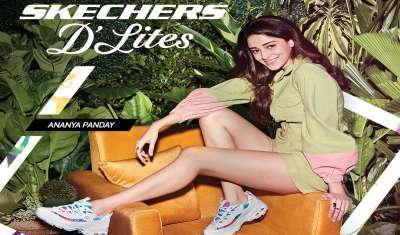 Skechers Unveils Latest Footwear Collection with Ananya Panday
