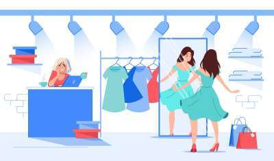 How Offline Retail Stores Are Focusing On the Hybrid Business Model
