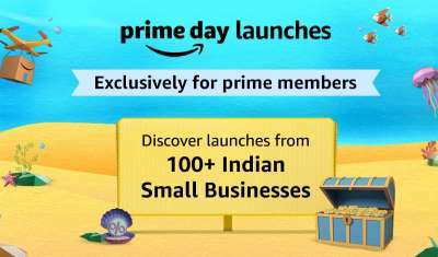 SMBs Add 2,400+ New Products for Prime Day'21