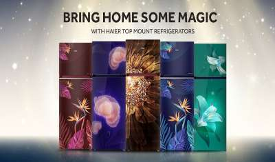 Haier India Introduces New Range of Magic Convertible Big Top Mounted Refrigerators