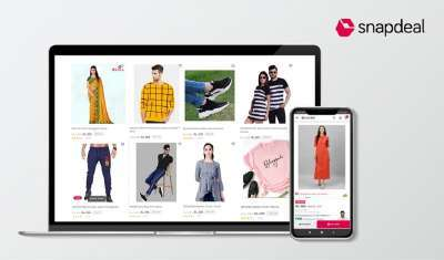 Snapdeal's Fashion Sales Up 210 pc in 2021