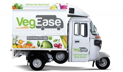 VegEase Deploys Electric Vehicles in Last-Mile Logistics