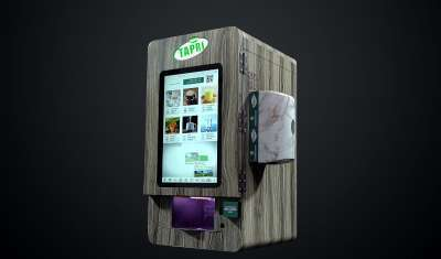 Cherise Enters Smart Vending by Launching IoT-Enabled Tea Vending Kiosks