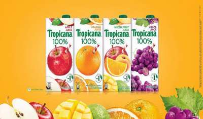 PepsiCo to Sell Tropicana, Other Juice Brands for $3.3 bn