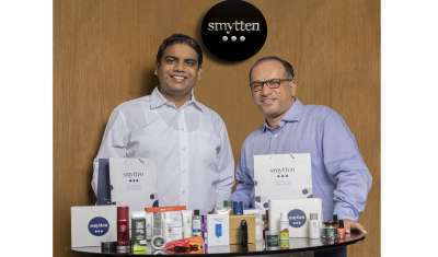 [Funding Alert] Smytten Secures $6 mn led by Fireside Ventures