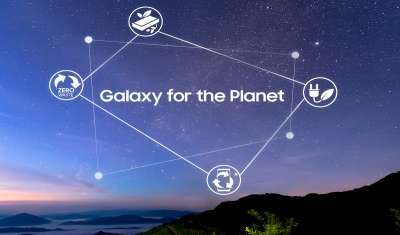 Samsung Electronics Announces Sustainability Vision for Mobile