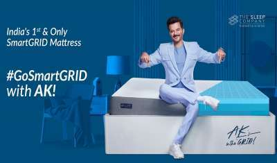 The Sleep Company Announces Anil Kapoor as First-Ever Brand Ambassador
