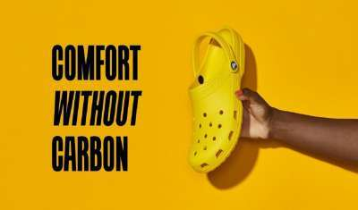 Crocs Introduces New Bio-Based Croslite™ Material