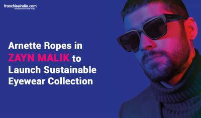 Arnette Ropes in Zayn Malik to Launch Sustainable Eyewear Collection
