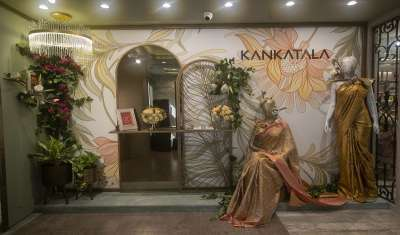 Why  South-Indian Saree Brand Kankatala Took 78 years to Enter North India