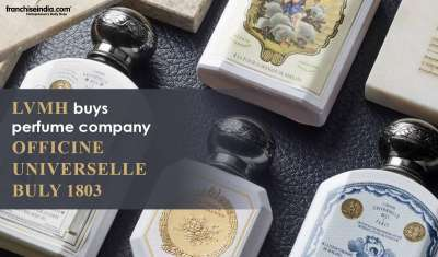 LVMH acquires Officine Universelle Buly 1803