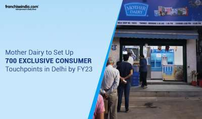Mother Dairy to Set Up 700 Exclusive Consumer Touchpoints in Delhi by FY23