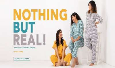 Clovia Launches 'Nothing but Real' Campaign Featuring its Leadership Team