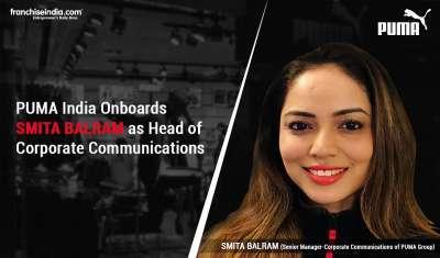 PUMA India Onboards Smita Balram as Head of Corporate Communications