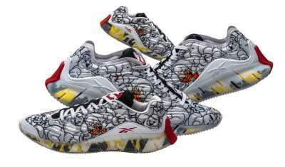 Reebok & Ghostbusters Join Forces Once Again to Drop a Footwear Collection