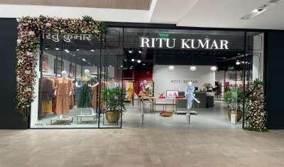 Ritu Kumar Expands Retail Footprint with a New Store at Jio World Centre Mall, Mumbai
