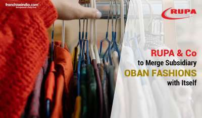 Rupa & Co to Merge Subsidiary Oban Fashions with Itself