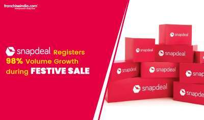 Snapdeal Registers 98 pc Volume Growth during Festive Sale