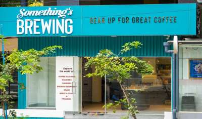 Something's Brewing Launches its Flagship Retail Store in Bengaluru