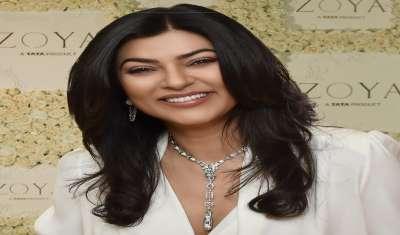Sushmita Sen Unveils Zoya's Festive Collection, Libera