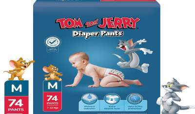 Warner Bros. Consumer Products forays into Baby-Care Segment with its Tom & Jerry Diaper Range