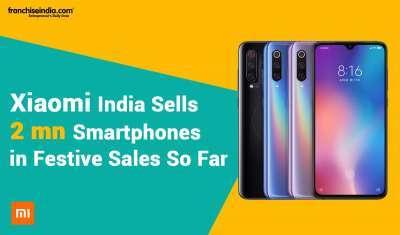Xiaomi India Sells 2 mn Smartphones in Festive Sales So Far