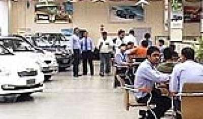 Passenger cars slowdown; utility vehicles outshine