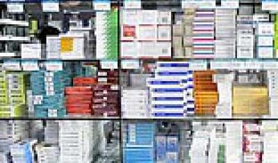 Drug retailing at standstill