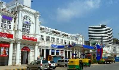 Connaught Place eighth most expensive office place in world