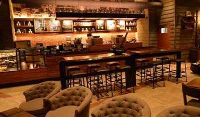 Starbucks' new swanky coffee store in Chennai